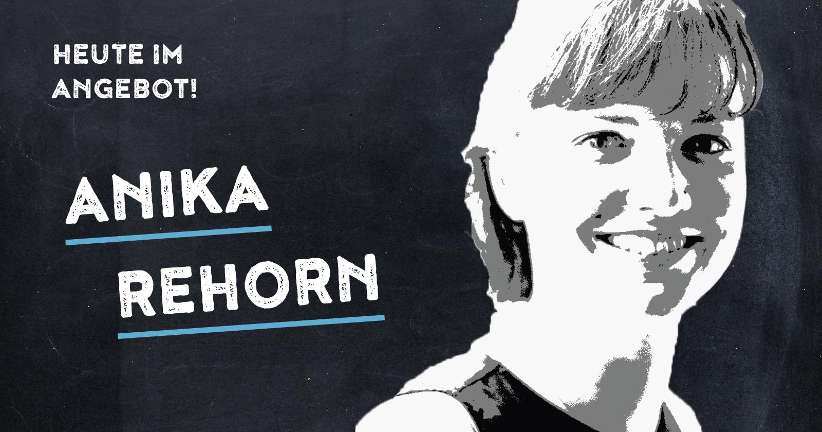 4 | Anika Rehorn