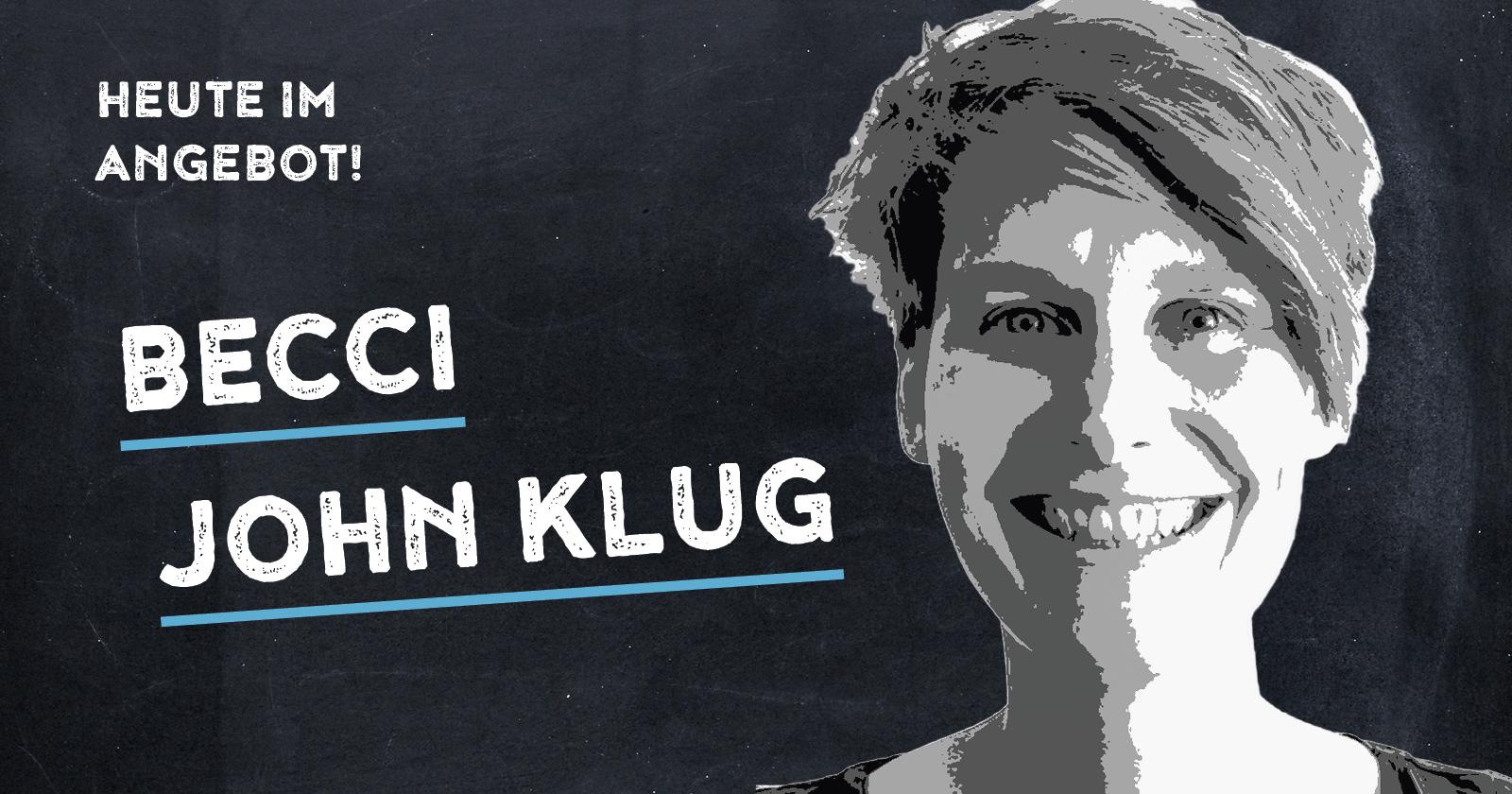 10 | Becci John Klug