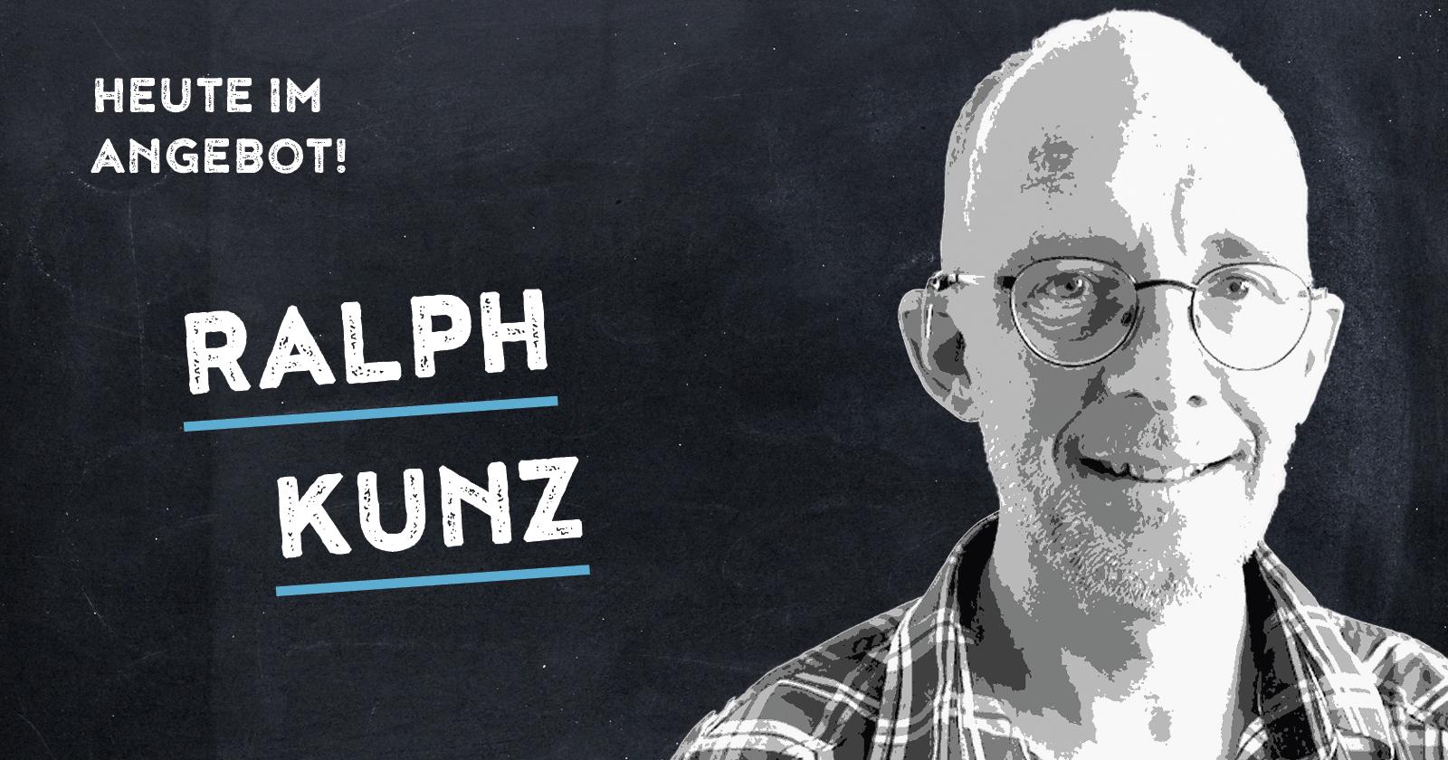 12 | Ralph Kunz