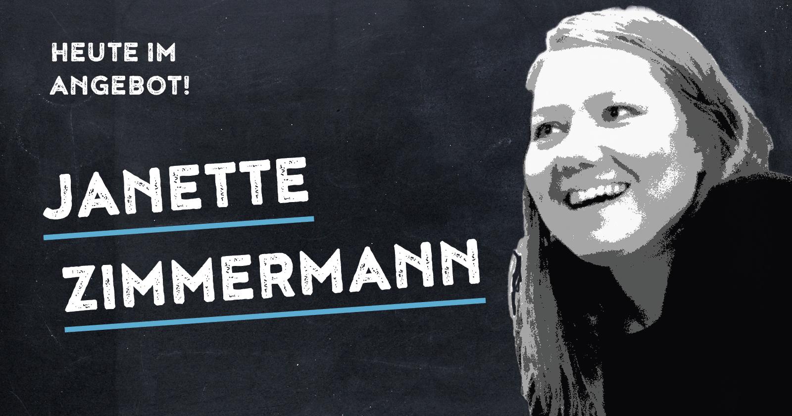 13 | Janette Zimmermann