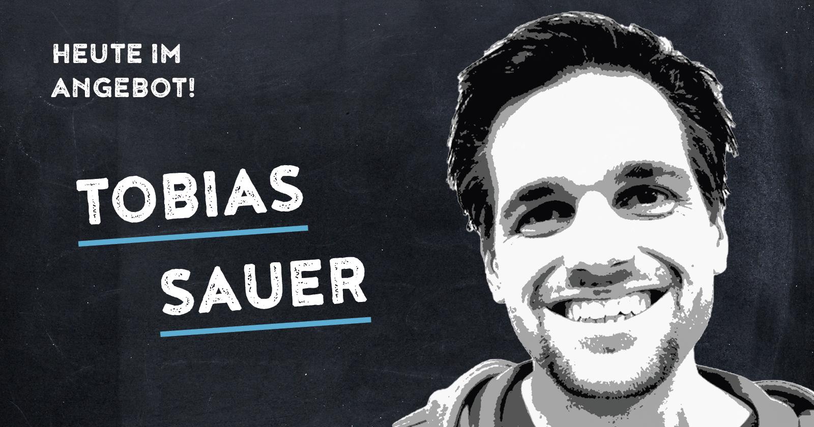 14 | Tobias Sauer