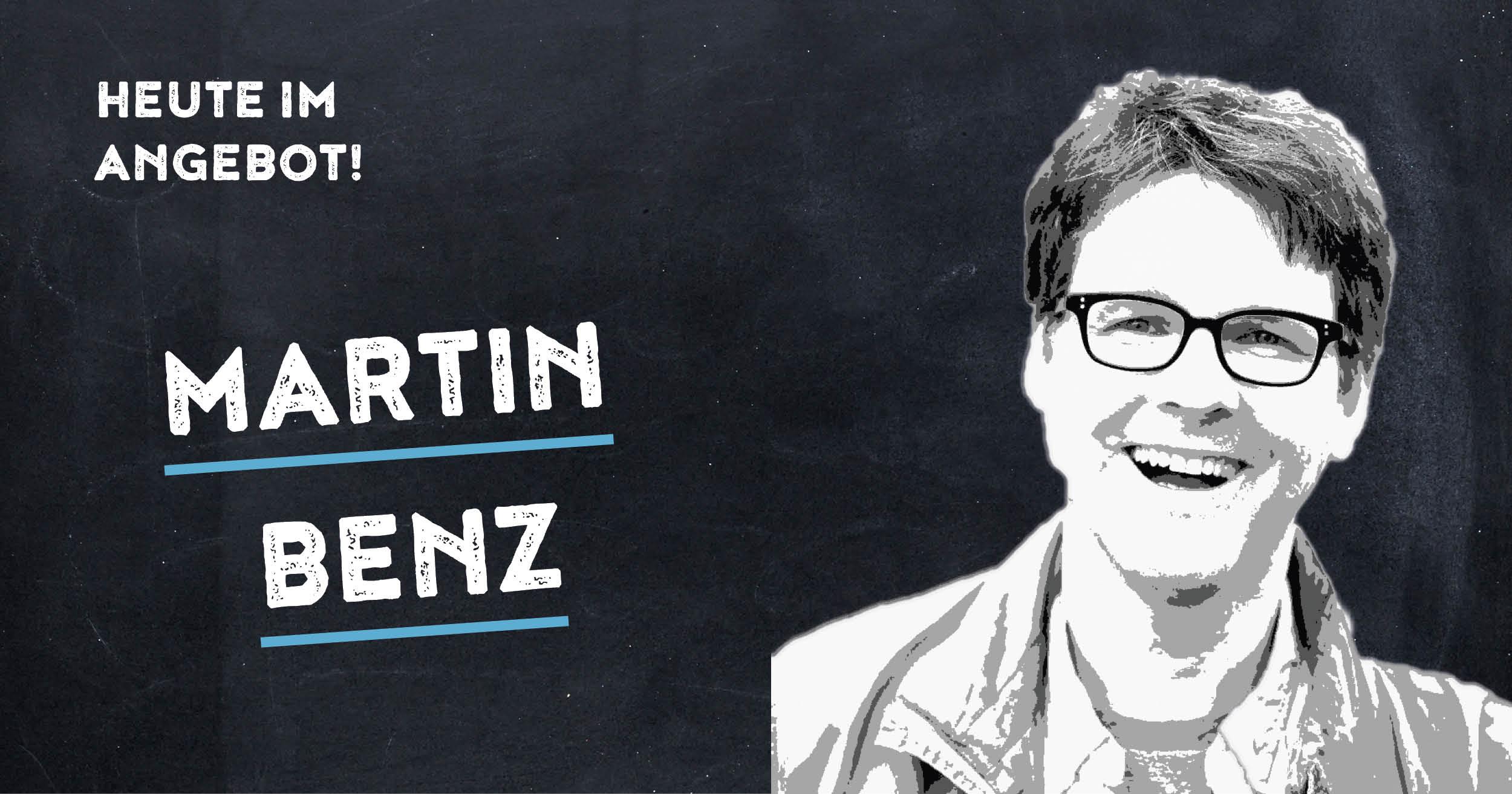 18   Martin Benz