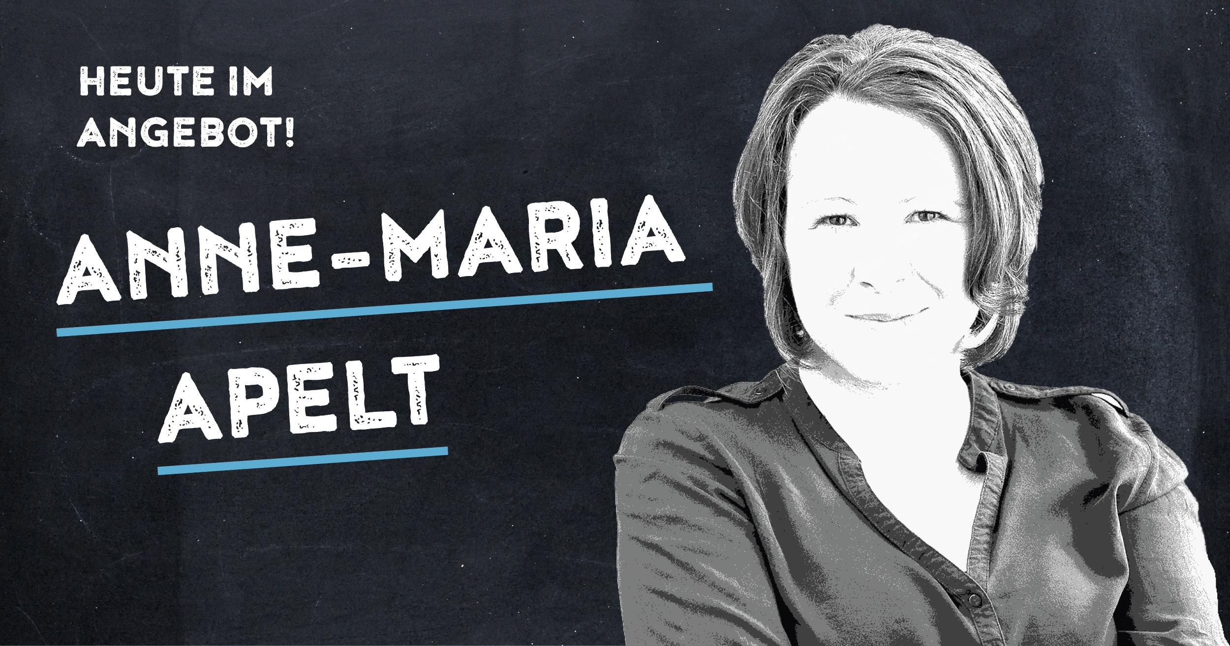 22 | Anne-Maria Apelt