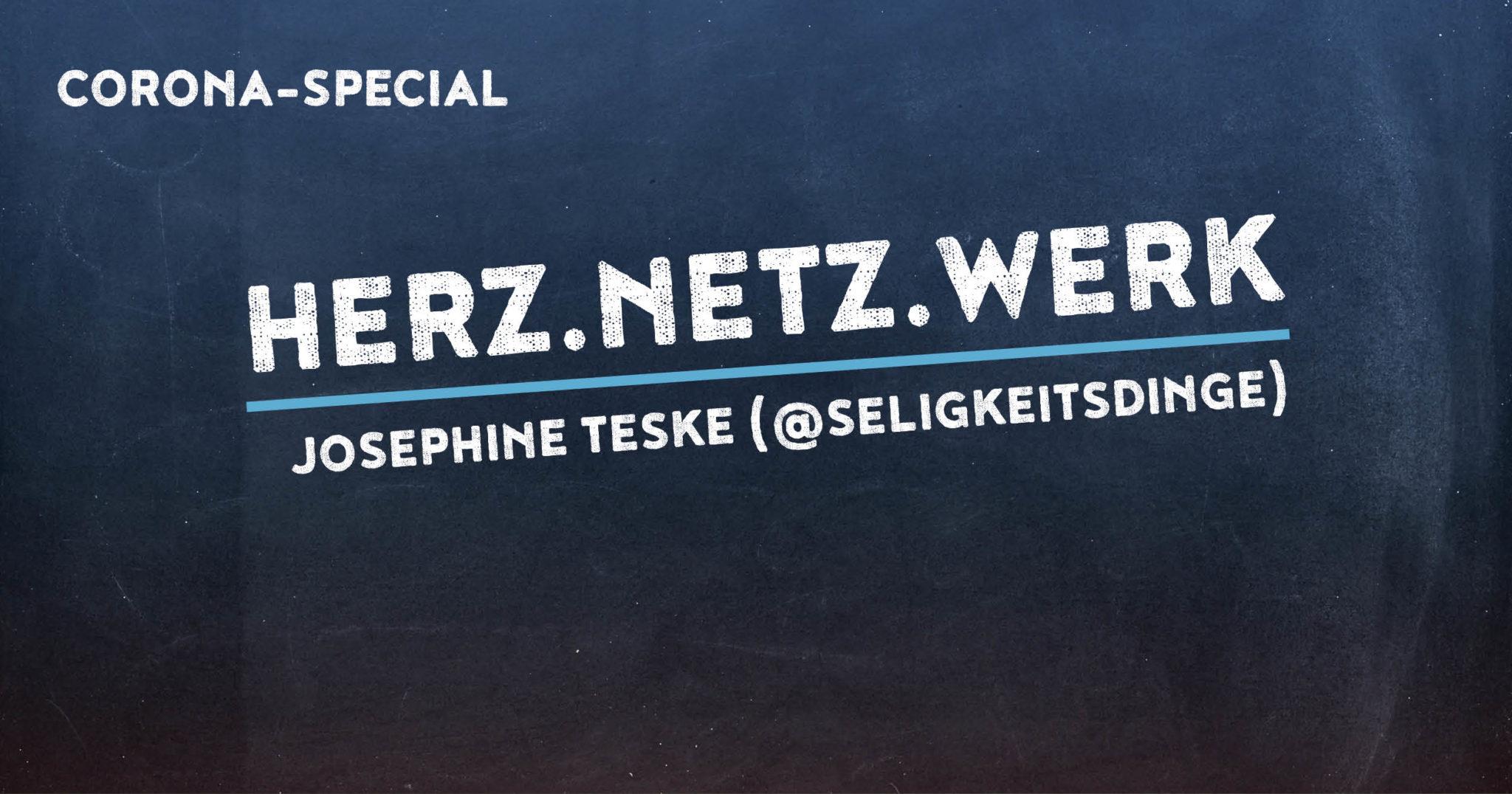 Corona-Special 17: herz.netz.werk