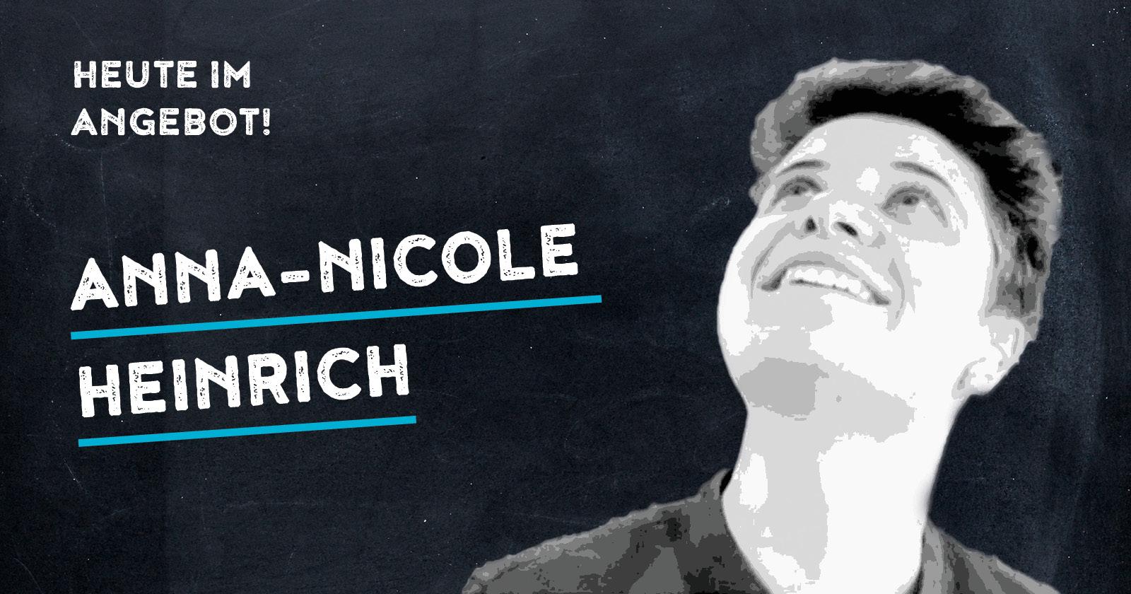 38 | Anna-Nicole Heinrich